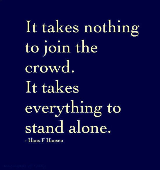 Stand alone morality