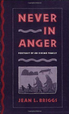 Never in Anger: Portrait of an Eskimo Family