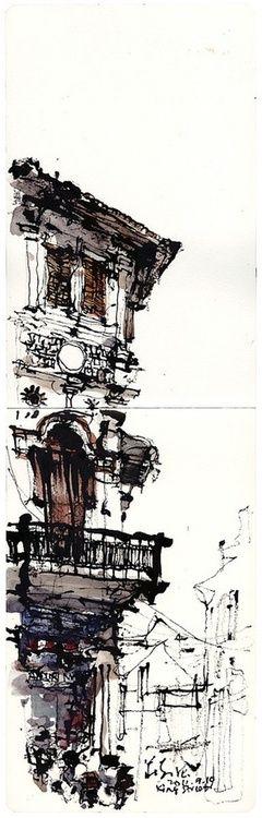 King Street by Ch'ng Kiah Kiean 莊 嘉強