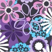 FLOWERS PURPLE  Choose your fabric. From pram liners to trolley liners, change table mats to car seat inserts, Bambella Designs has the perfect item to spoil your Little Mister or Miss. www.bambelladesig... #Bambella #Bambelladesigns #Fabric #trolleyliners #changetable #carseat #Baby #Motherhood #Newborn #Children #Toddlers #Babyshower #Giftideas