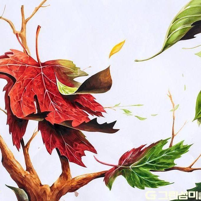 [대구 미술학원 그린섬디자인 - 2016 건국대합격작] 대구그린섬미술학원