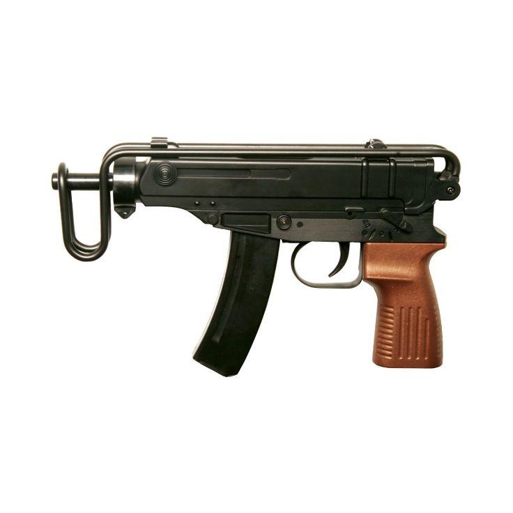 SoftGun Maskinpistol Manuel CZ Scorpion Vz61