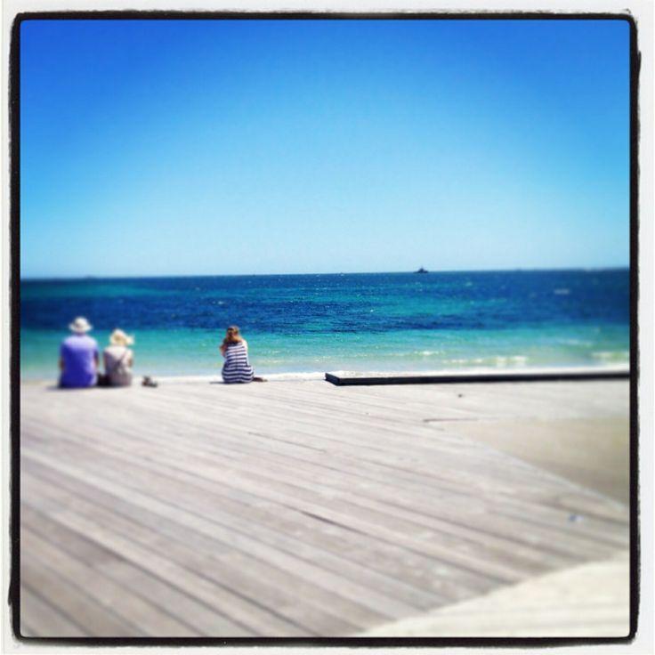 Bathers Beach!