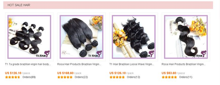 "T1 7a grade brazilian virgin hair body wave hair,wholesale brazilian hair weave bundles 10""-26"" soft cheap human hair extensions http://www.aliexpress.com/store/1292131"
