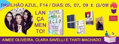 Bienal || Thati Machado na Bienal do Livro - Moda e Eu