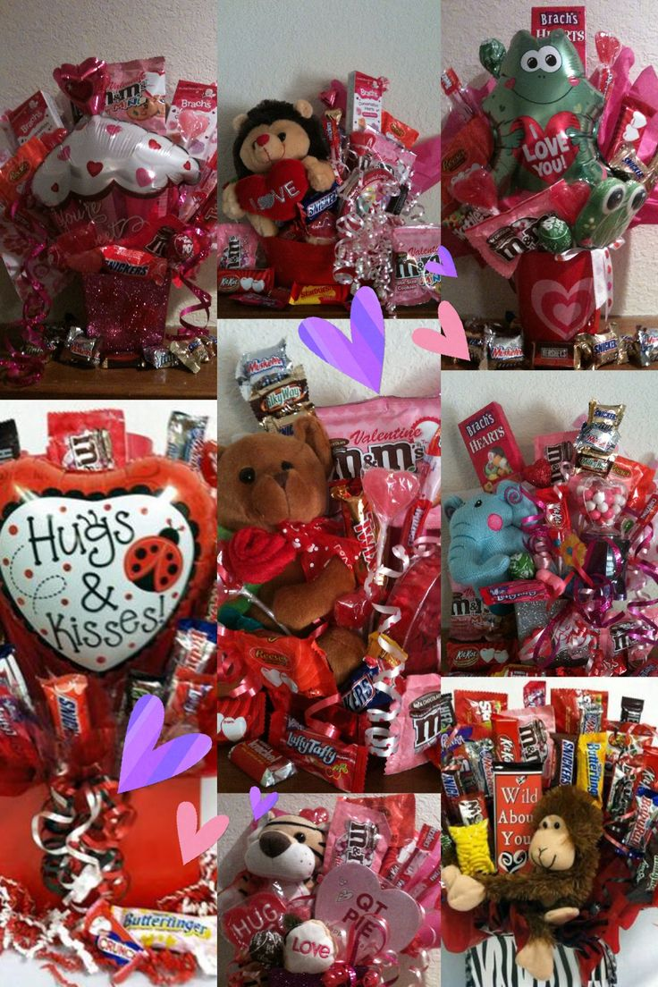 valentines day baskets for her