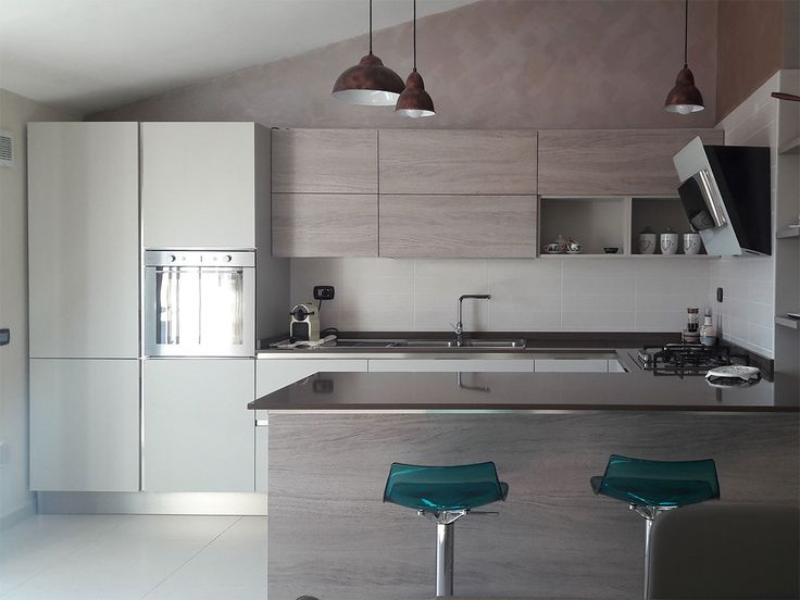 9 best veneta cucine images on pinterest kitchen modern for Mobili bergamin cucine