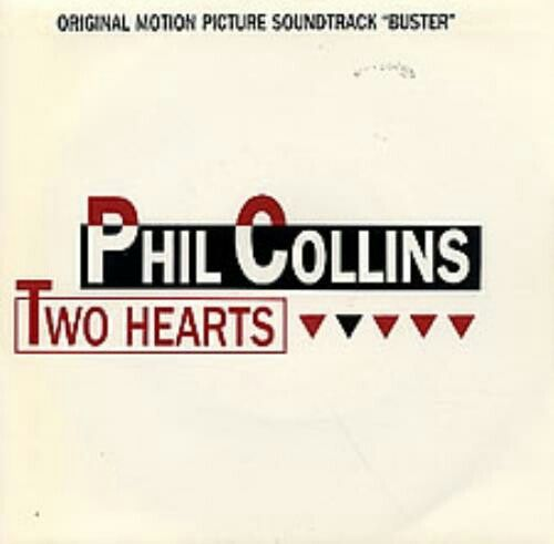 "#29. ""Two Hearts""  ***  Phil Collins  (from ""Buster"")"
