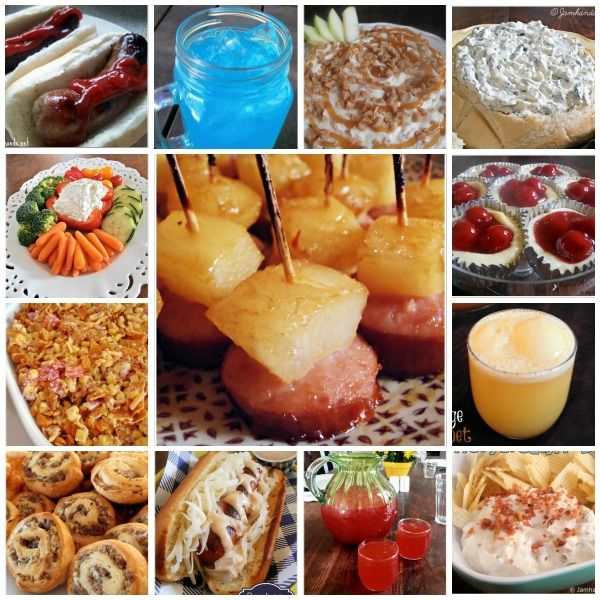 25 best superbowl treats decorations snacks images on for Last minute party food