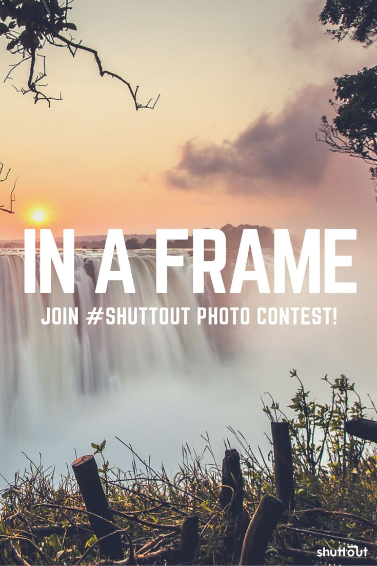 Do you have a #photo tkat looks like the subject is some natural frame? #creative #photography #contest #frame #nature