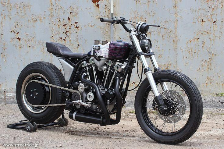 1973 Harley Davidson Xr 750 Motorcycle Cool Daredevil: 1977 Ironhead Sportster By SURE SHOT