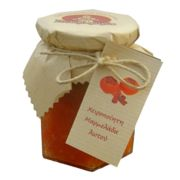 HANDMADE LOTUS MARMALADE A traditional marmalade made with an old and misunderstood fruit, lotus. With adding a few cinnamon to lotus marmalade, we get a special great flavor