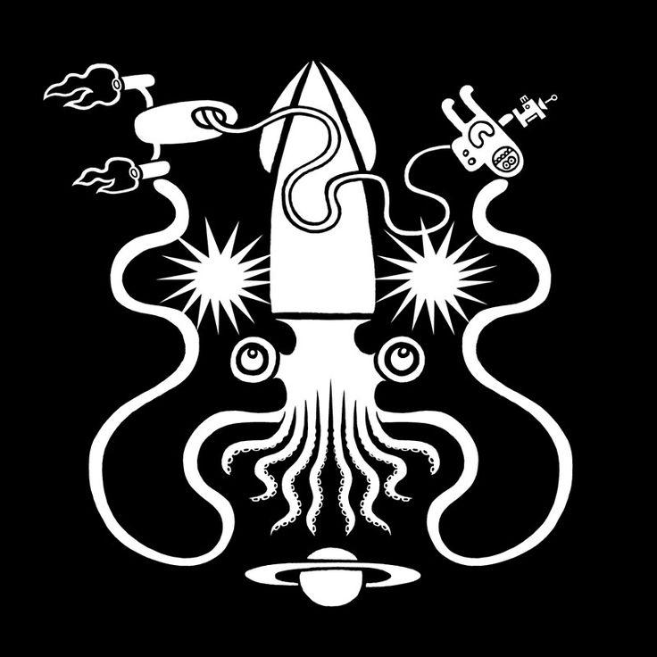 Gargantuan Space Squid Danger Imminent