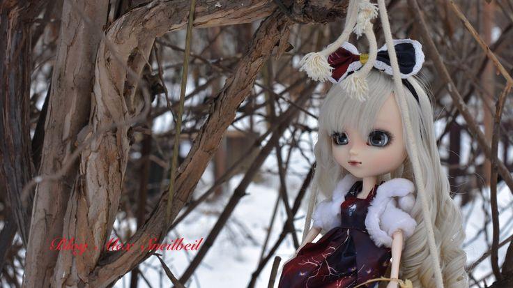 Pullip Classical Alice Sepia ver. Doll
