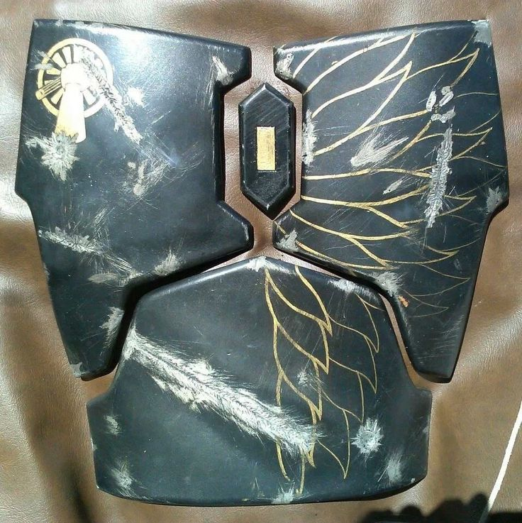 Mandalorian chest armour