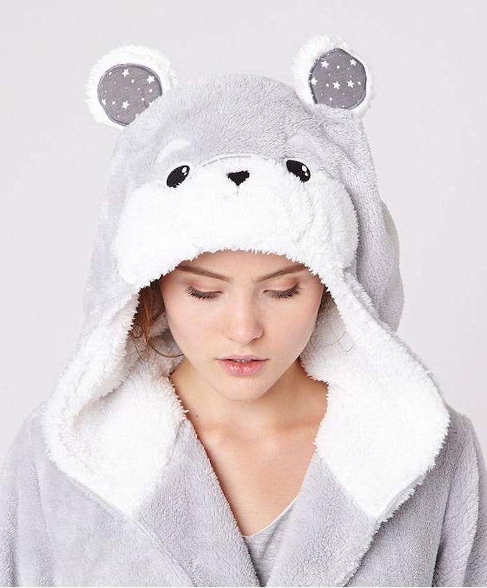 1001 Idees Top De Cadeau De Noel Pour Ado Original Vetements Kawaii Cadeau Ado Robe De Chambre Fille