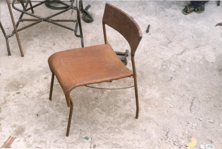 chair in Rufisque