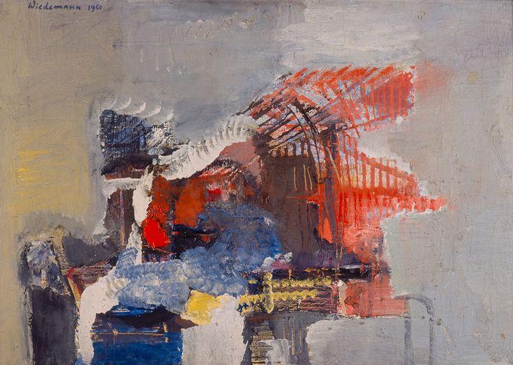 Abstracción - Guillermo Wiedemann