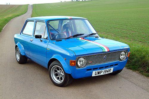 Fiat 128 Rally version