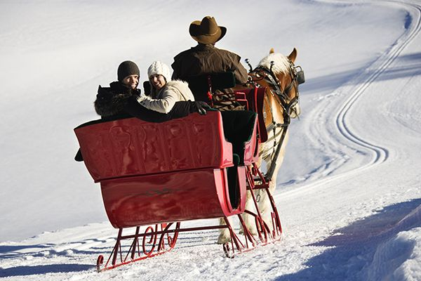 12 New England Winter Festivals to Cure the Post-Holiday Blues