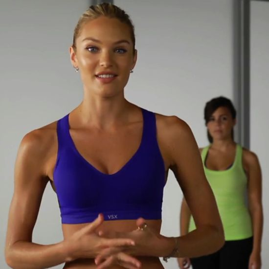 Victoria's Secret Workout: Butt Exercises With Trainer Justin Gelband This site contains 5 min videos