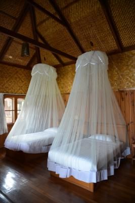 Cómo hacer un mosquitero para cama