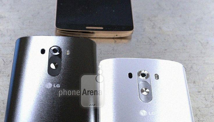 LG G3 si mostra ancora in foto: scocca probabilmente removibile ed in metallo spazzolato - http://www.tecnoandroid.it/lg-g3-si-mostra-ancora-in-foto-scocca-probabilmente-removibile-ed-in-metallo-spazzolato/