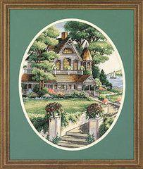 Викторианский дом (Lovely Victorian Home)
