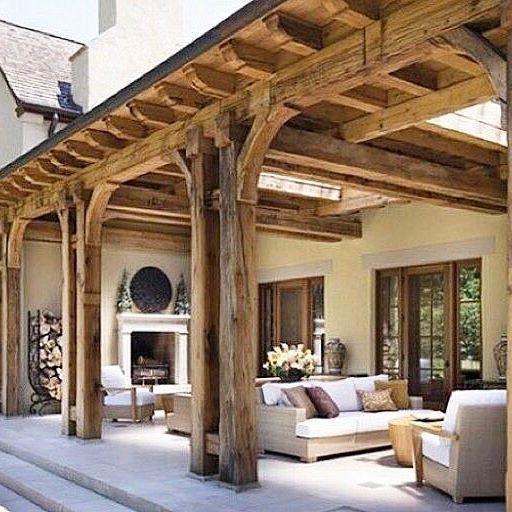 1661 best gardening outdoor living images on pinterest for Garden loggia designs
