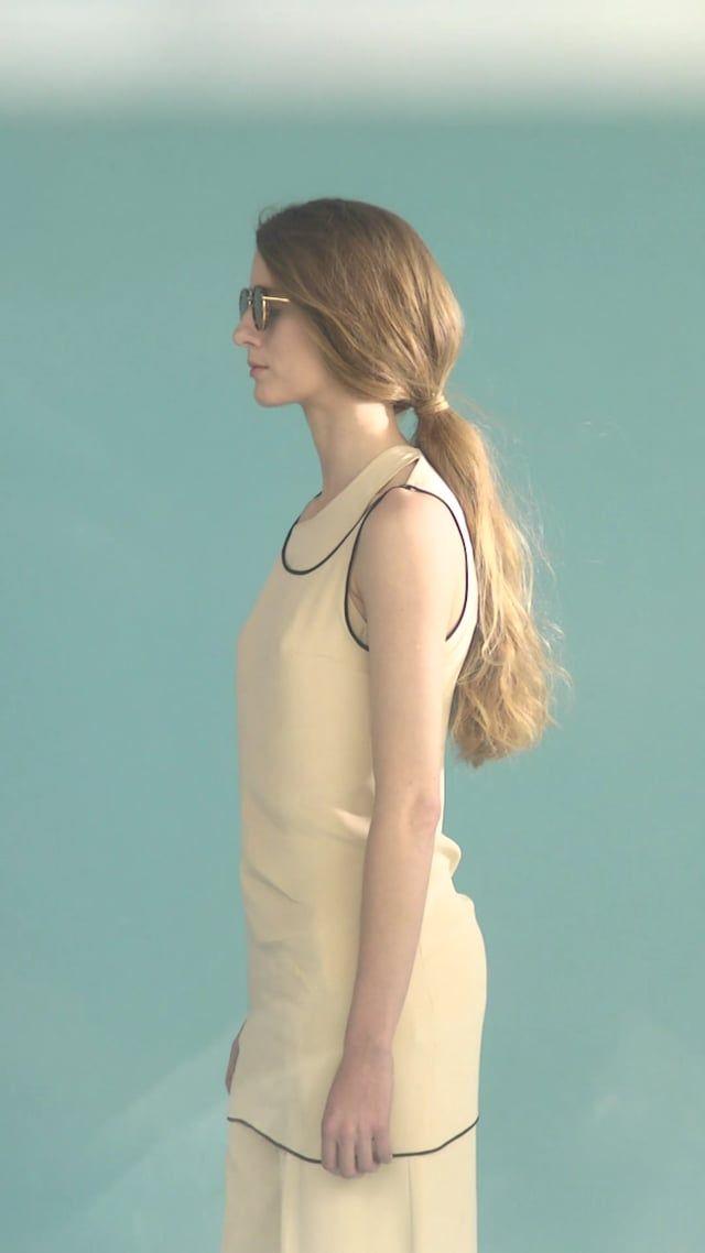 GENTLE MONSTER Fashion Editorial 'blue raw' short flim   The very still Shona…
