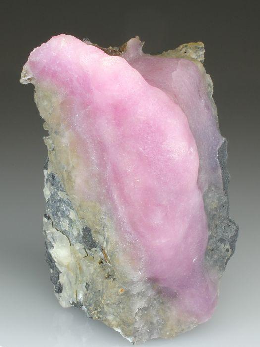 COBALTOAN CALCITE Minerals from Tynebottom Mine, Garrigill, Alston Moor, Cumbria, England, Europe at Crystal Classics