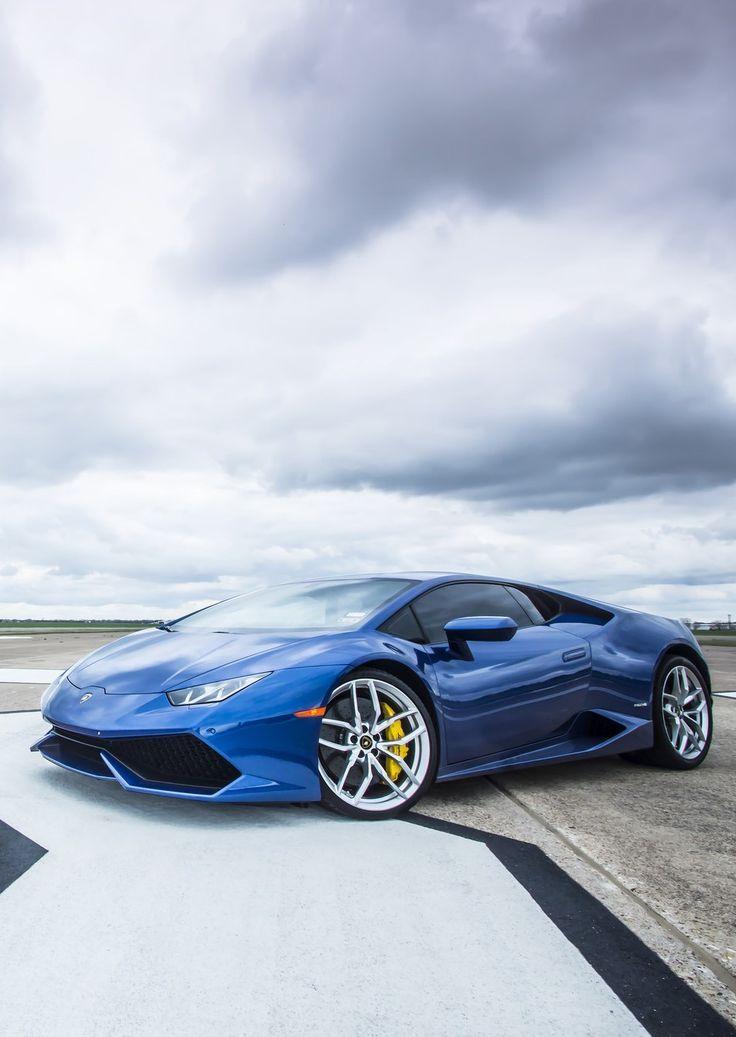 Read More About Lamborghini Huracan...