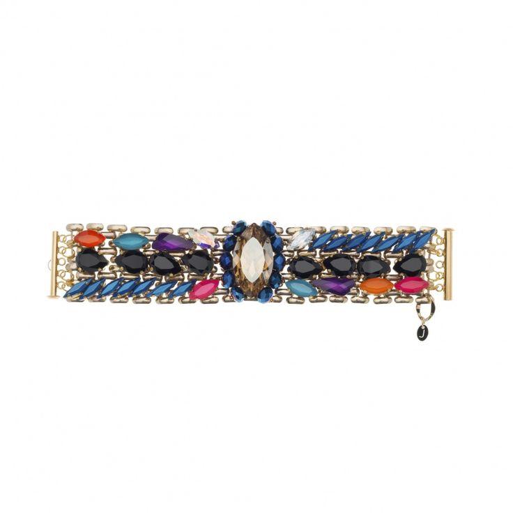 MIMOSA ELECTRIC BLUE bracelet – JOOMAY