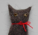 crafts with cat hair