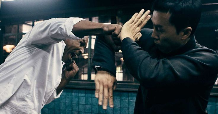 Donnie Yen and Mike Tyson Face Off in IP MAN 3 : Now available on Blu-Ray and On Demand! Watch the trailer and get it today http://wellgousa.com/ip-man-3