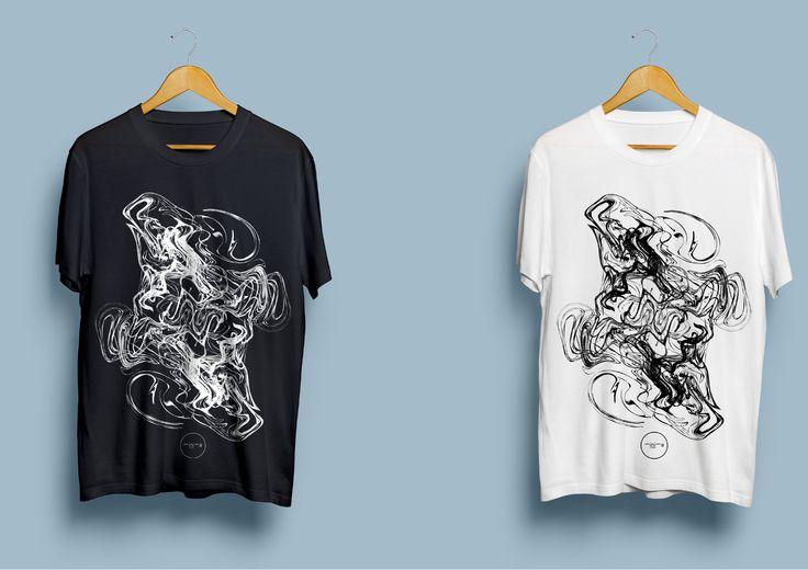 T-shirt design / Minima Studio