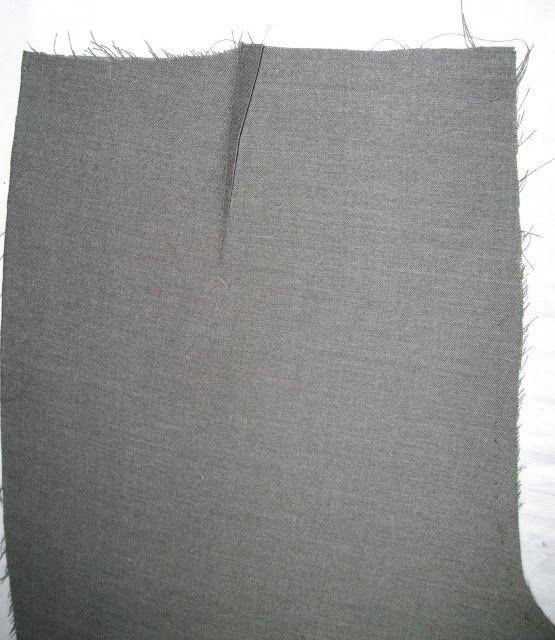 Маленькие хитрости портняжного ремесла.: Обработка (ВТО) вытачек и пояса в одежде.