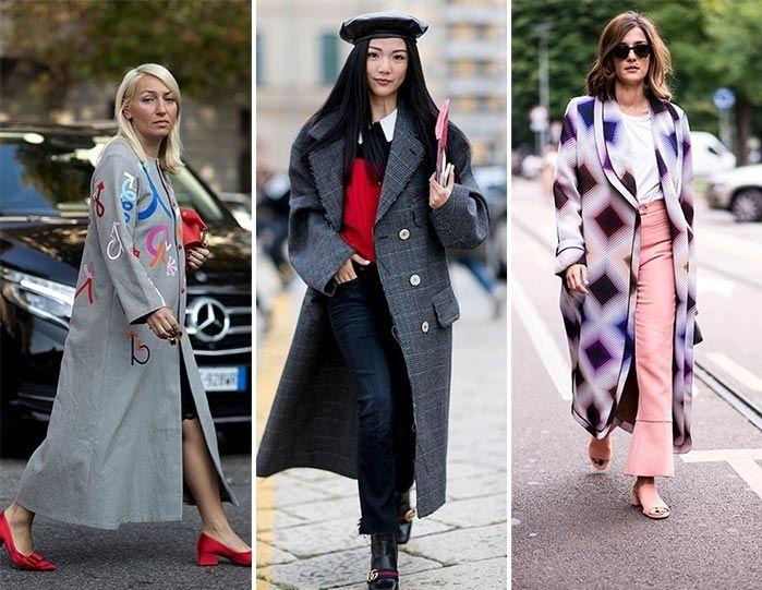 пальто тренды весна 2017