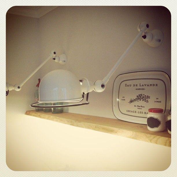 Creme Kleurige Keuken : Love our new #jielde for our kitchen! Web Instagram User ? Followgram