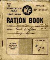 Vita Frugale: Progetto anni '40: la cucina della guerra - Risultato e commenti