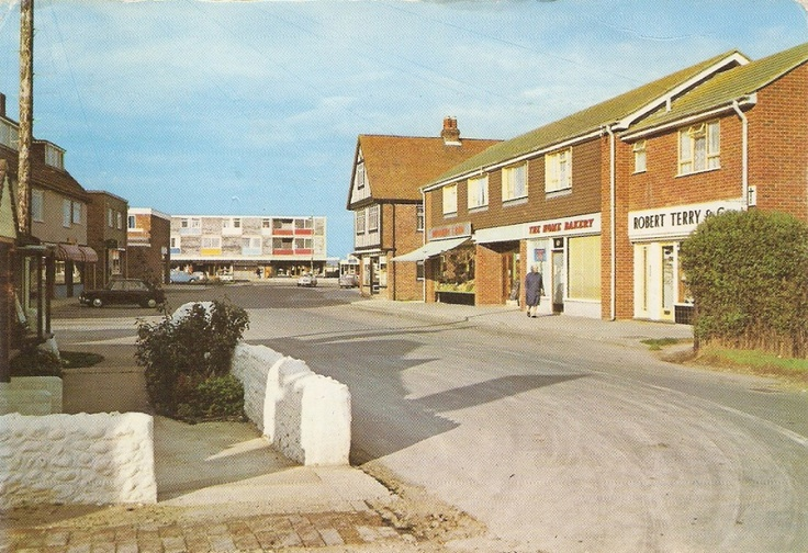 East Wittering in the 1960s