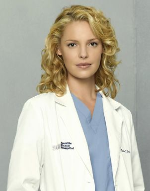 Katherine Heigl....I miss her on Grey's Anatomy!