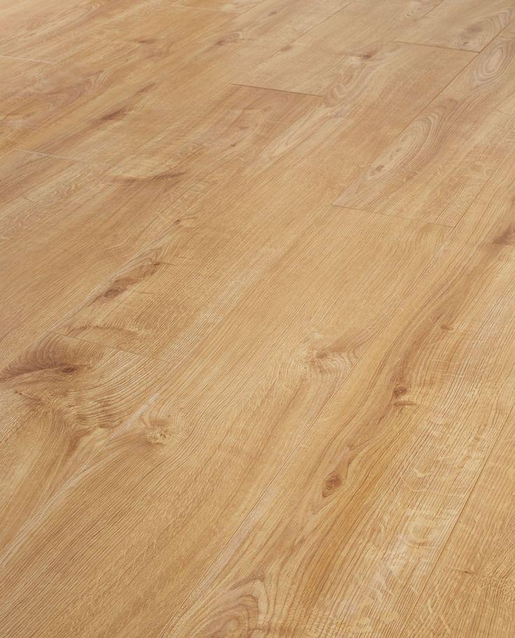 Wickes Venezia Oak Laminate Flooring 1.48m2 Pack Oak