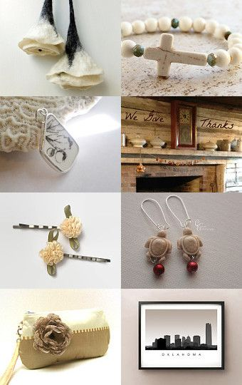 Soothing Color on a Friday of Black by Carol on Etsy--Pinned with TreasuryPin.com