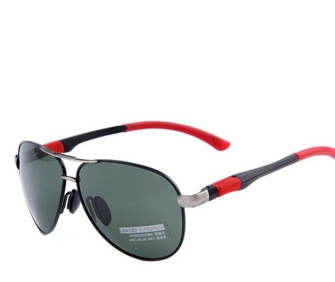 Pánské polarizační sluneční brýle červené Na tento produkt se vztahuje nejen zajímavá sleva, ale také poštovné zdarma! Využij této výhodné nabídky a ušetři na poštovném, stejně jako to udělalo již velké množství spokojených zákazníků před …