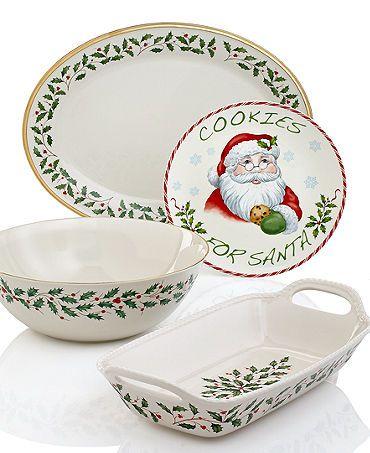 Lenox Holiday Servingware  sc 1 st  Pinterest & 38 best Lenox holiday images on Pinterest | Lenox christmas ...