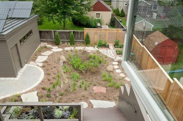 photos of outdoor gardens Small Outdoor Garden Decor One of 7