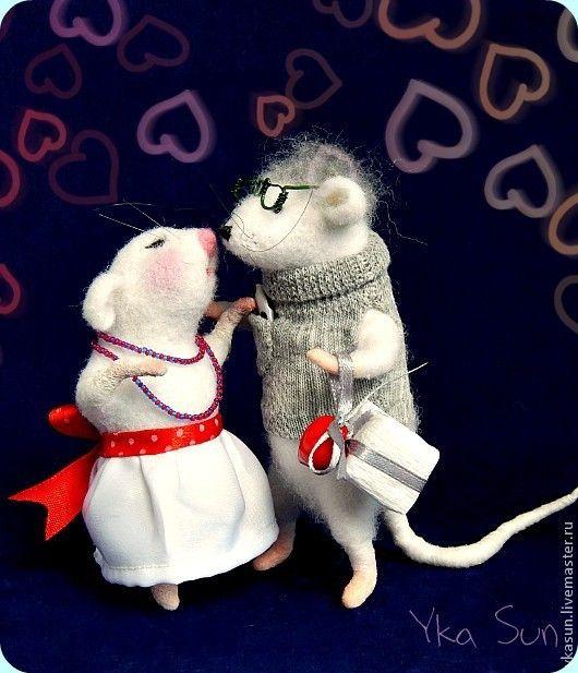 передаётся помощью картинки о любви мышки свое убранство