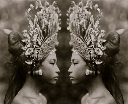 tribal headdress | headdresses | Tribal - Spring 2012 Inspiration