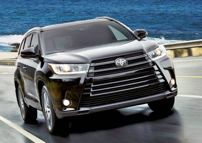 2019 Toyota Highlander Release Date, Changes >> 2019 Toyota Highlander Changes Release Date Automotrends Toyota